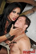 Shemale domination action with mistress Nicolly