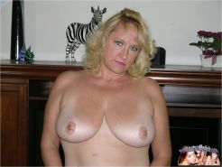 Hairy older naked women