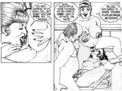Take a look at these naughty cartoon nurses, getting fucked hard by the doctors