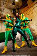 She Hulk XXX Superhero Parody Jennifer Dark as Madame Hydra Sex