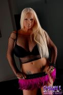 Holly Sweet - gorgeous blonde transsexual