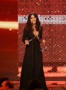 Salma Hayek showing huge cleavage at the 2012 Bambi Awards in Duesseldorf