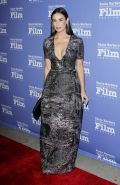 Demi Moore showing cleavage at the 9th Annual Kirk Douglas Award for Excellence