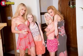 Teen lesbian group sex pictures