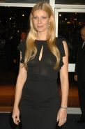 Celebrity Gwyneth Paltrow totally exposed hairy pussy and tits