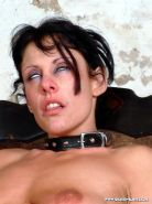 Pierced needle torture and extreme bdsm of crying painslut Crystel Lei in tit to #72066723