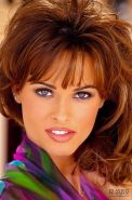 Miss December 1997 Play Mate of the Year Karen McDougal