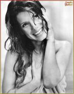 Exotic actress Sandra Bullock sexy photo shoot