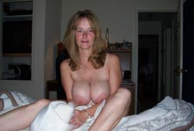 Busty mature wifes posing