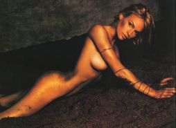 Jolene Blalock exotic nude shots