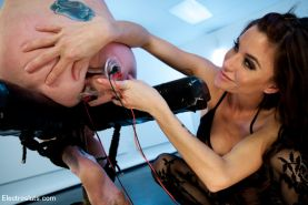 Sweet little Anal - Queen Audrey gets dominated with pain!