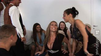 Orgy group fuck sex with hot bitches banging hard cocks
