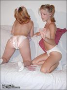 Pictures of Taylor Little having some hot lesbian teen sex