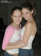 Pictures of teen model Stacy Bride hanging out with XXX Raimi