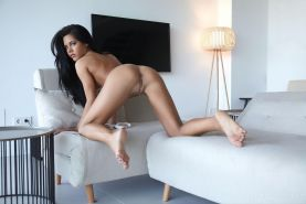"""Beautiful girl Apolonia Lapiedra gives you her tight pussy in """"Kenna"""""""