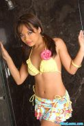Pictures of teen girl Miss Luana exposing her perky teen body