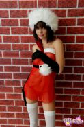 Pictures of Diddylicious enjoying a sexy xmas