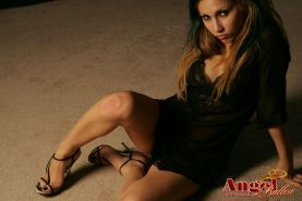 Pictures of Angel Button displaying her perfect body
