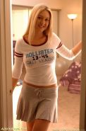Pictures of Alison Angel showing off her sexy body