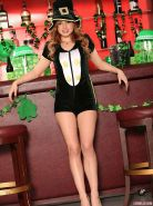 Pictures of teen Lexi Belle giving you an Irish fantasy