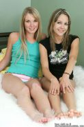 Pictures of teen Private School Jewel and Andi Pink getting it on