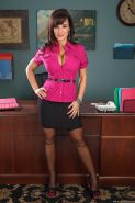 Horny MILF Lisa Ann gets fucked hard by her boss in the office