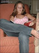 Pics of Tawnee getting kinky with a lollipop