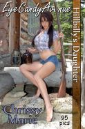 Country girl Chrissy invites you to join her on a romantic getaway at a remote cabin in the woods