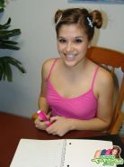 Join smoking hot and cute teen girl Teen Topanga for some heavy panting adventures!