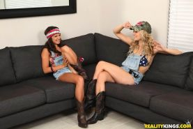 Alli Rae and Shae Summers are two country girls that can't stay away from each other